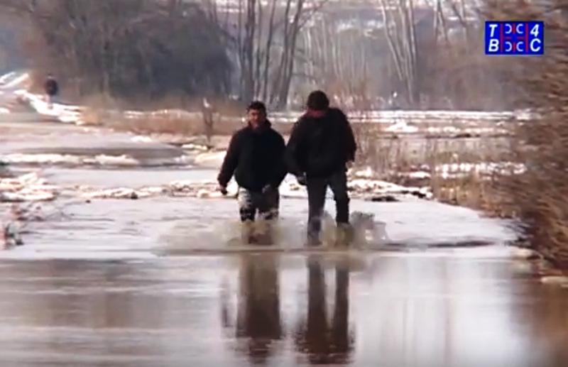 Pusta reka ne miruje, poplavljeno 500 hektara obradivih površina