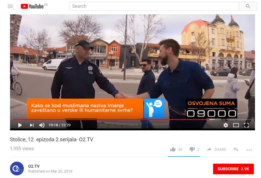 """Kako je policajac ispao najpametniji u """"Stolicama"""" u Leskovcu"""