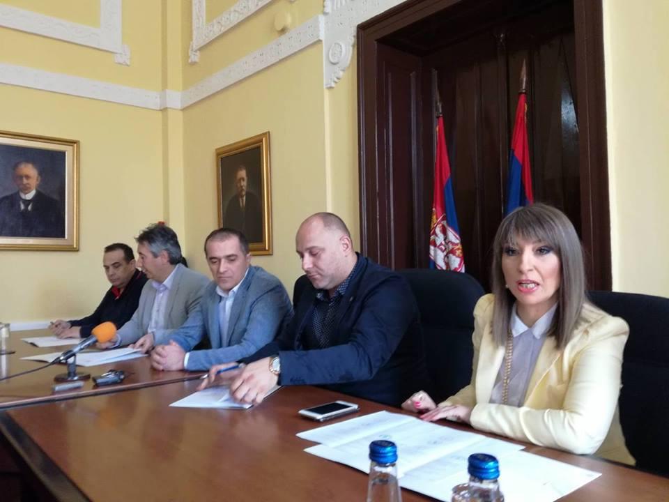 Grad dobija odeljenje Visoke medicinske škole iz Ćuprije