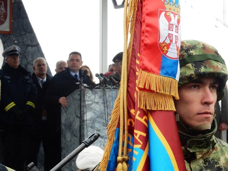 Vulin u Leskovcu: Nema mira bez snažne armije