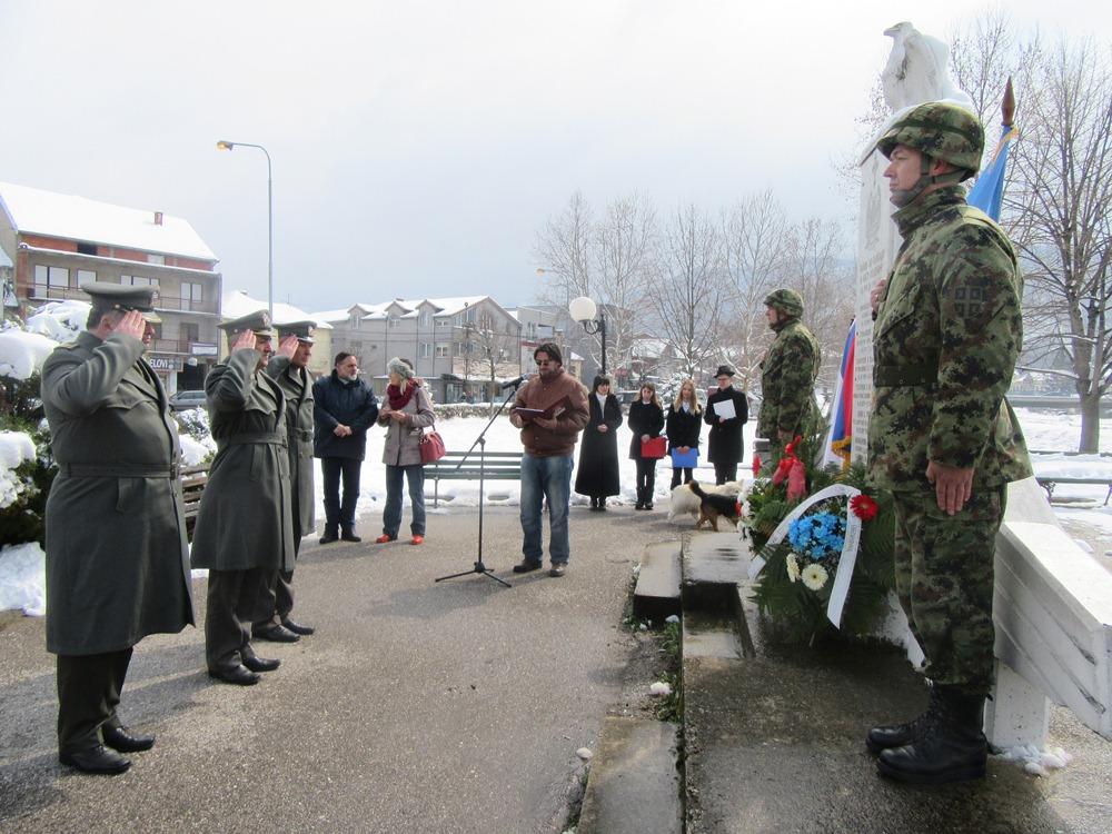 I Vlasotinčani obeležili godišnjicu od početka NATO bombardovanja