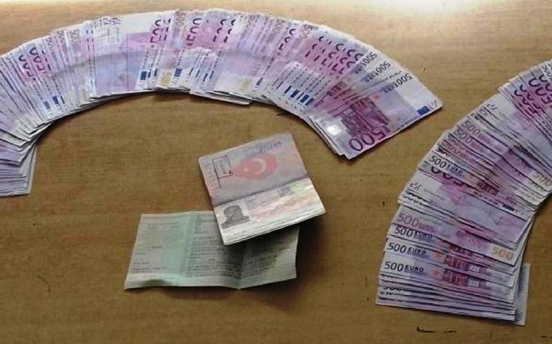 U donjem vešu sakriveno 120.000 evra