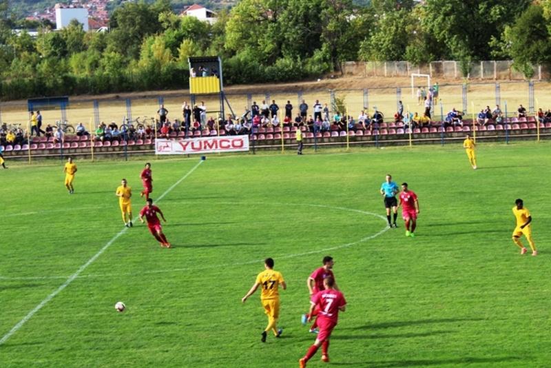 Dinamo savladao Slobodu iz Užica