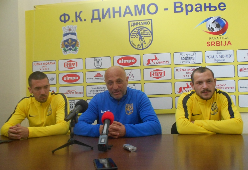 Dinamo očekuje pobedu protiv Teleoptika iz Beograda