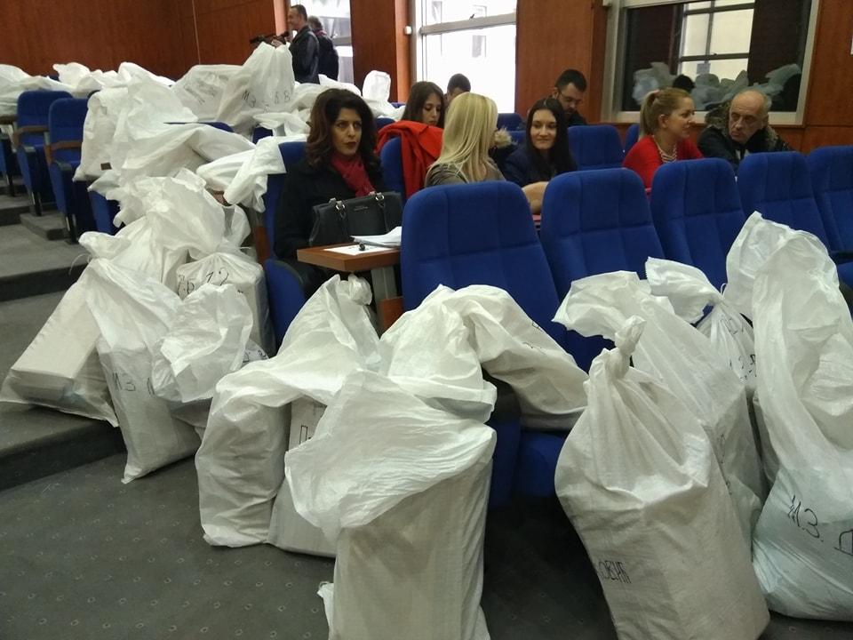 KONAČNI REZULTATI Izbora za članove Saveta mesnih zajednica u Leskovcu