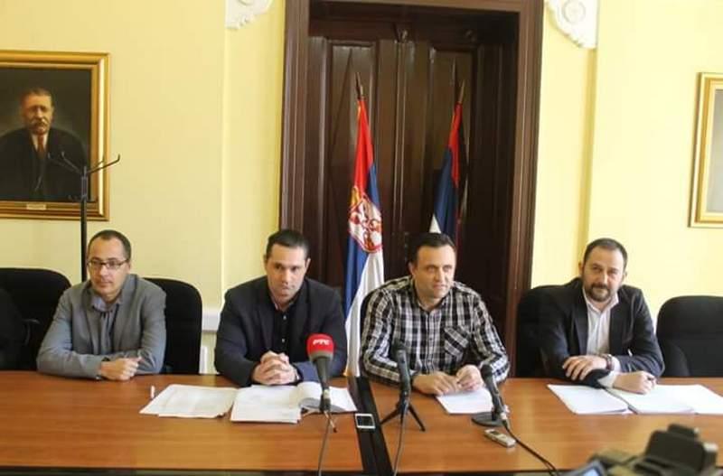 Gradska komisija ne može da daje sredstva klubovima u blokadi