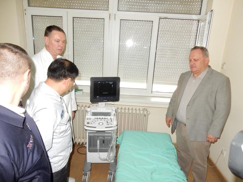 Bolnici na poklon od Jure oprema od 30 hiljada evra