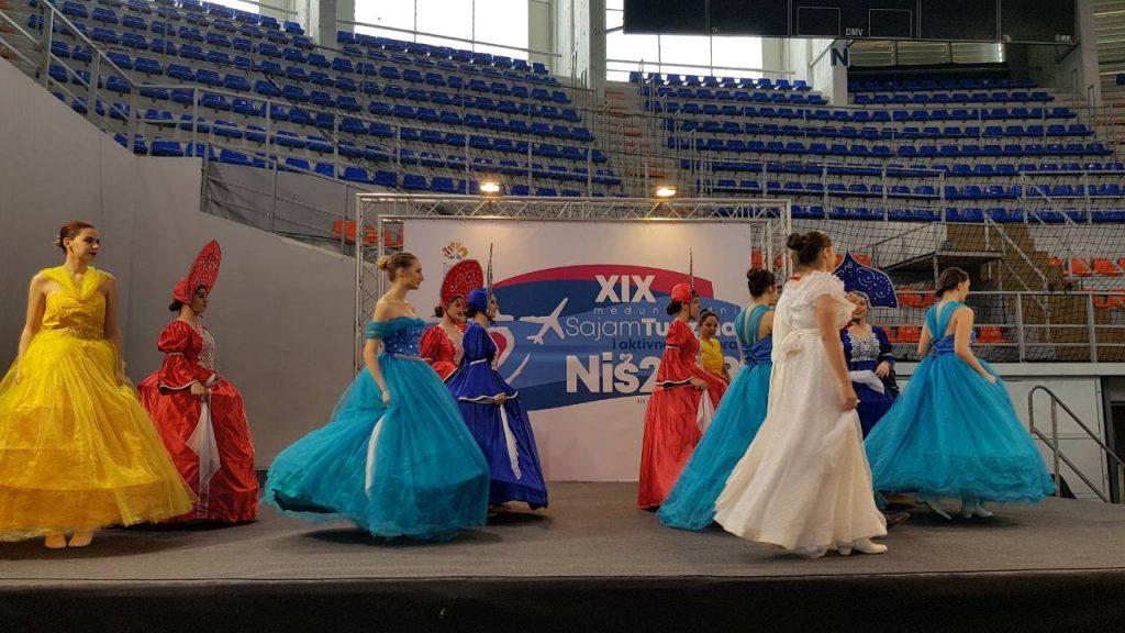 Leskovački karneval otvorio Sajam turizma u Nišu