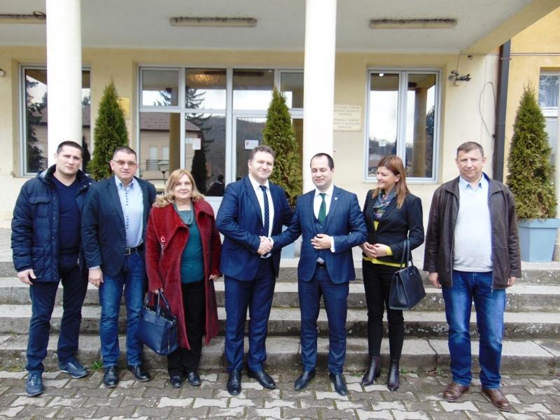 Medveđa i Vrac iz Bugarske zajedno na konkursu IPA programa