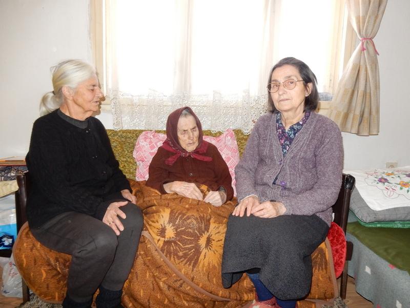 NAJSTARIJA LESKOVČANKASurutka čarobni napitak za baku Milevu od 106 godina