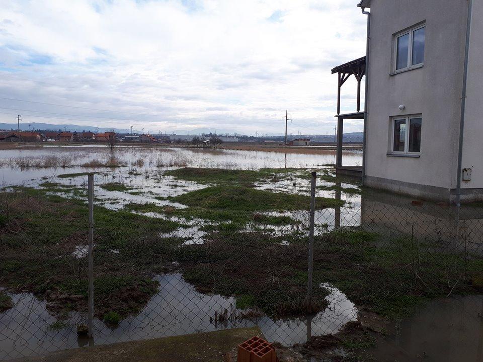U Nišavskom okrugu evakuisano 29 osoba