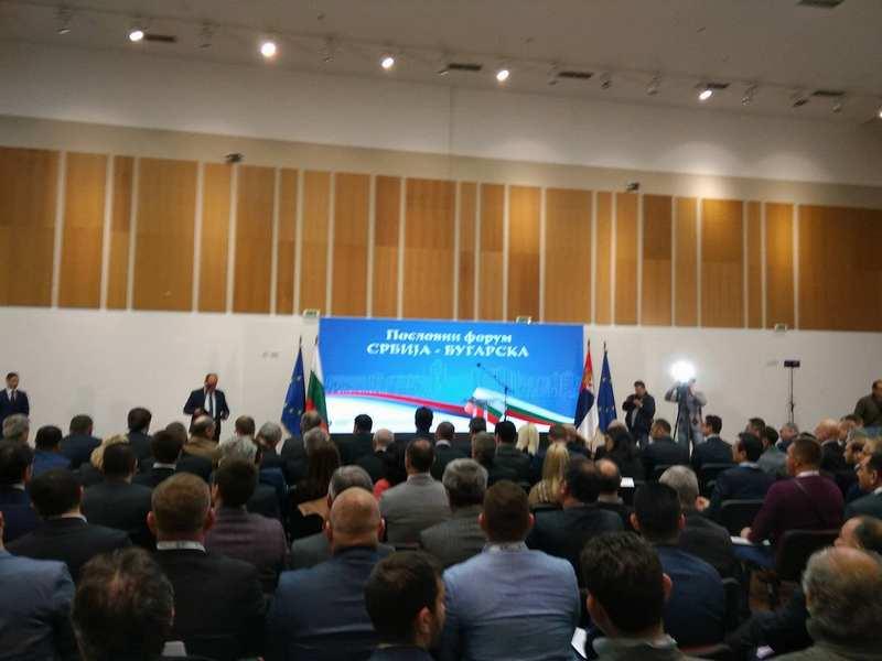 Razmena Srbije i Bugarske rekordnih milijardu evra