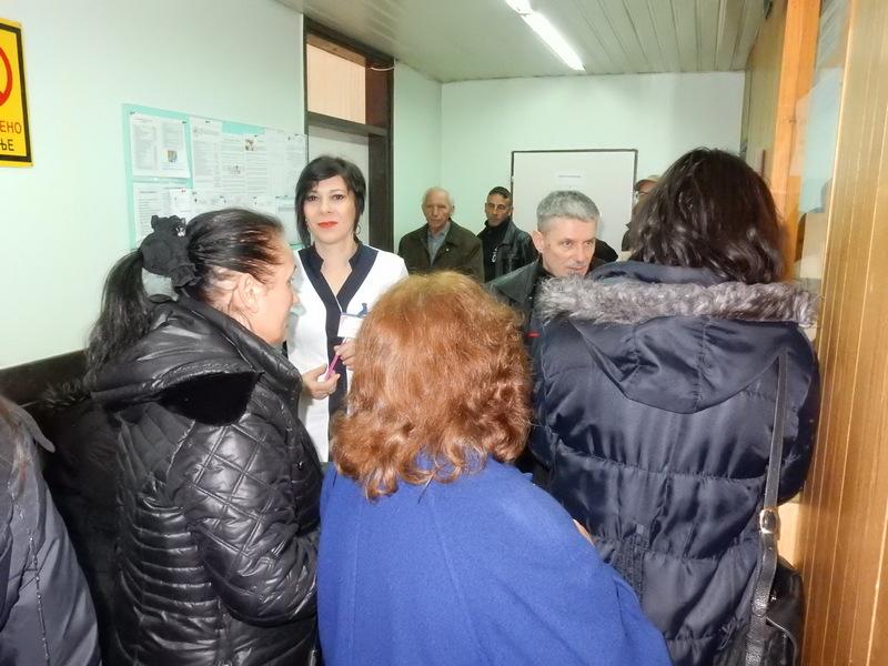 Veliko interesovanje Leskovčana i u dvanaestoj akciji besplatnih lekarskih pregleda