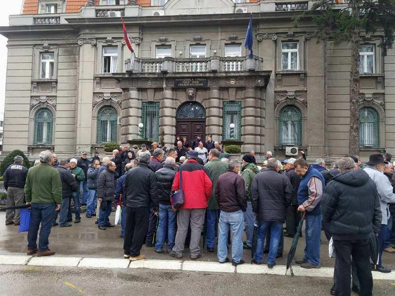 Radnici propalih firmi najavili protest kada Vlada dođe u Niš