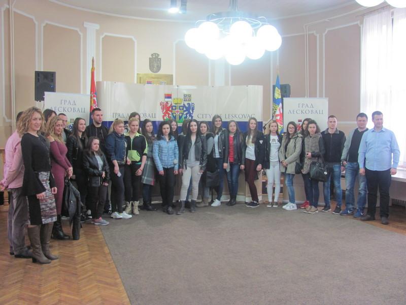 Još 35 mladih Leskovčana na stručnoj praksi