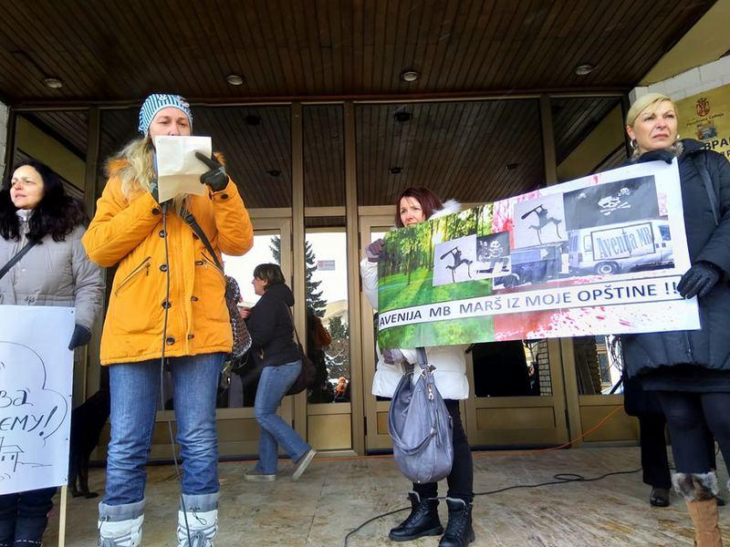 Udruženje za zaštitu životinja organizuje sutra treći protest