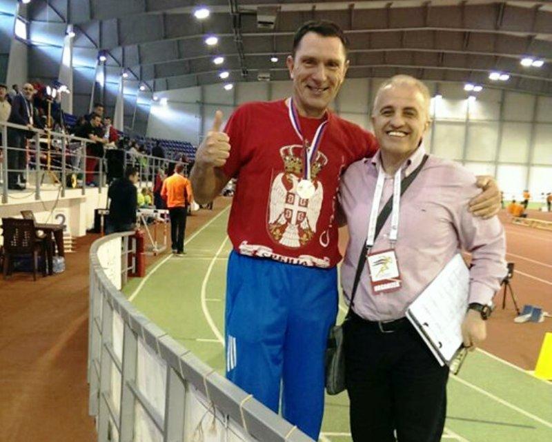 Leskovčanin treći na Balkanu i apsolutni prvak Srbije