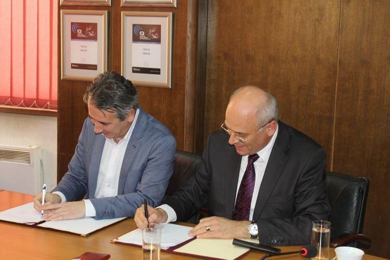 Potpisan sporazum za stvaranje povoljnijeg privrednog ambijenta
