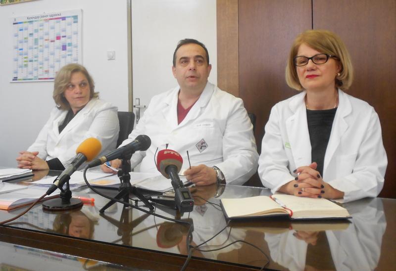 Veličković: Zdravstveni centar radi odgovorno, problem je u pojedincima