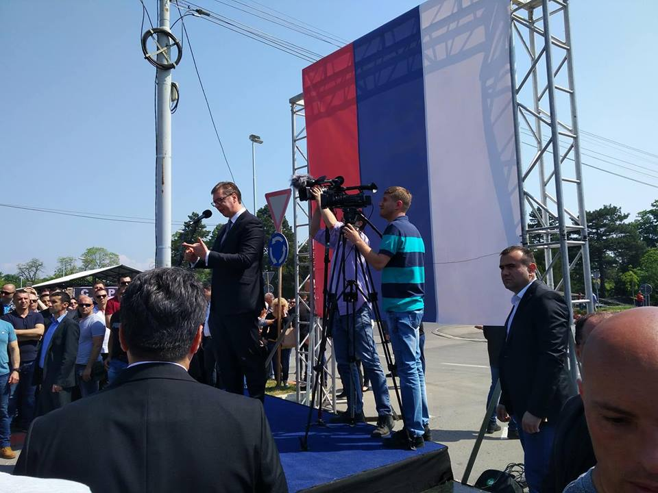 Vučić: Niš postaje centar Balkana
