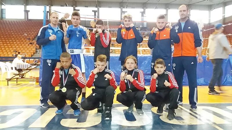 Vlasotinački bokseri osvojili 8 medalja na Prvenstvu jugoistočne Srbije
