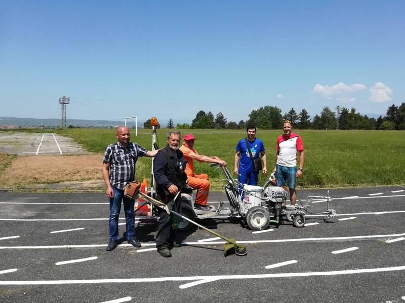 Atletsko takmičenje školaraca ponovo na stadionu u vojnoj kasarni
