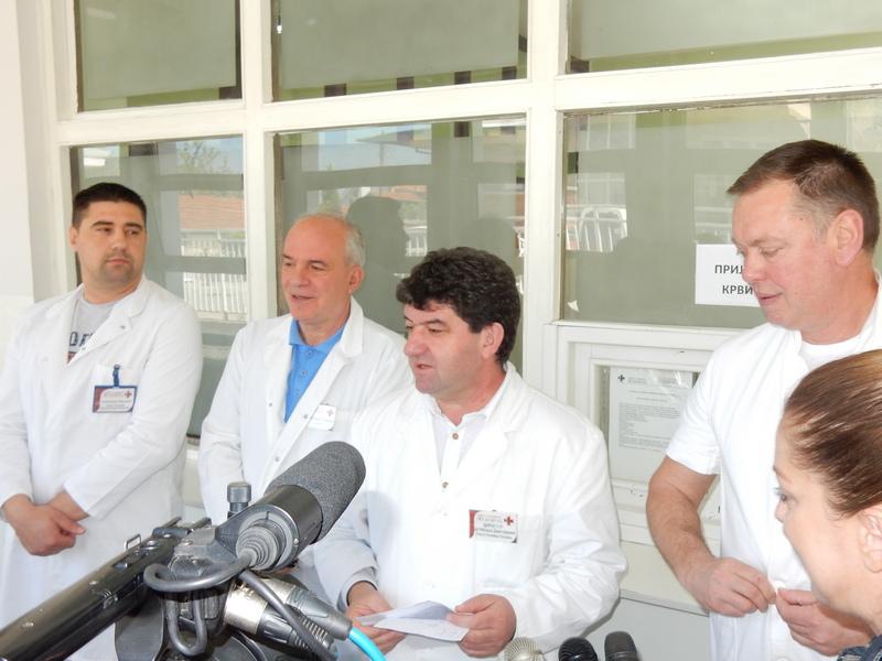 Više od 600 Leskovčana na besplatnim kardiološkim, oftalmološkim i laboratorijskim pregledima
