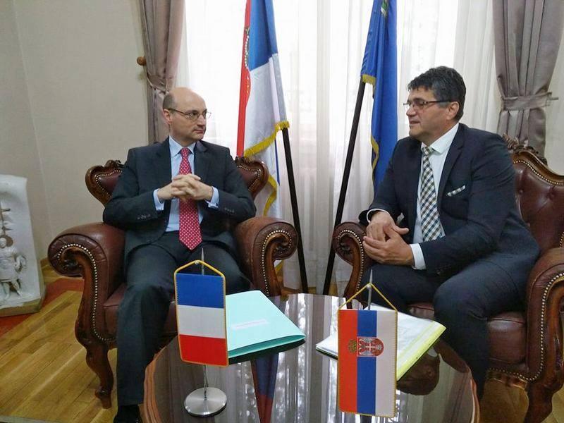 Ambasador Francuske u Nišu: Francuska voli Srbiju