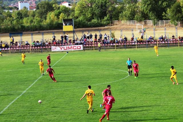 Dinamo slavio protiv Radničkog iz Pirota