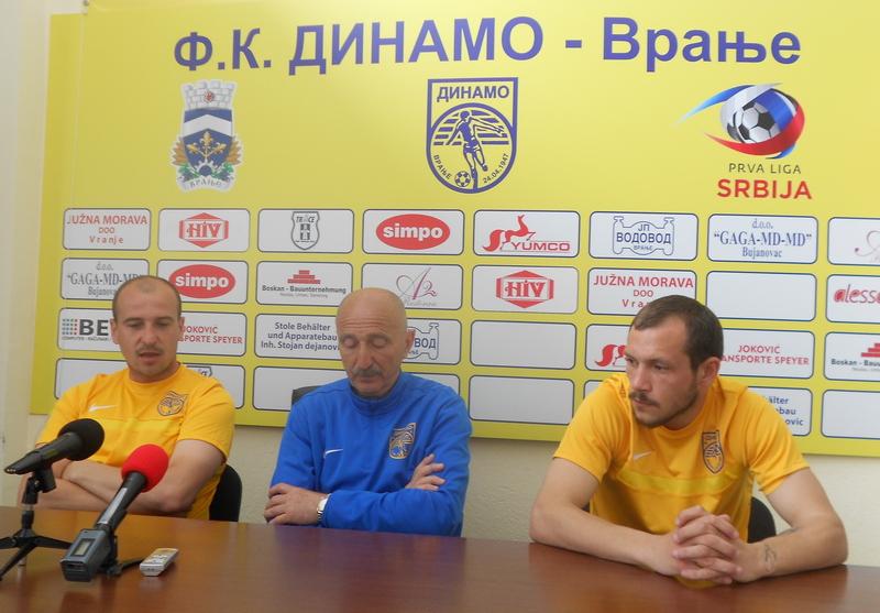 Dinamo protiv Bežanije juri pobedu
