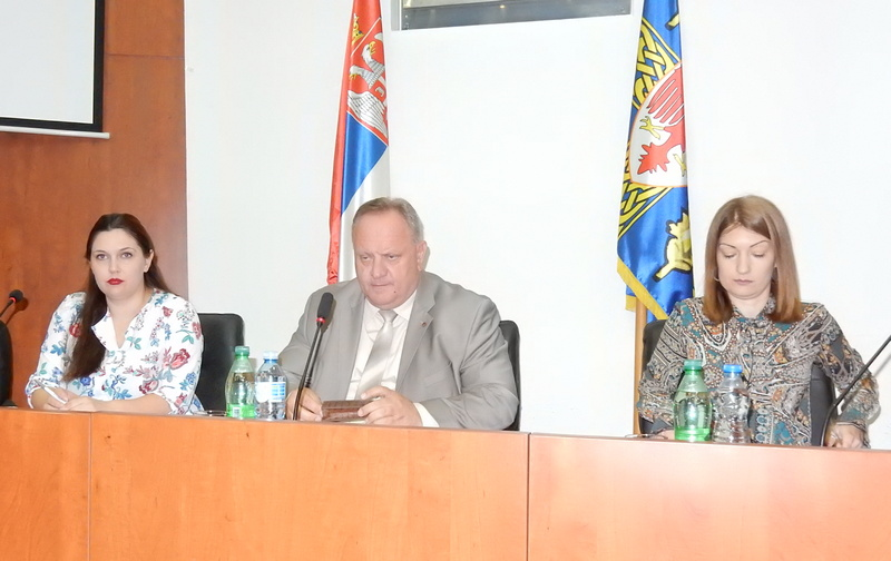 Gradonačelnik Cvetanović najavio smenu direktora