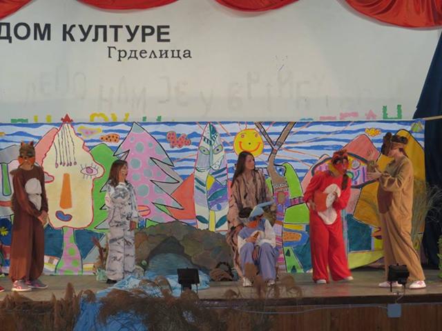 Aktivna sedmica u Domu kulture Grdelica