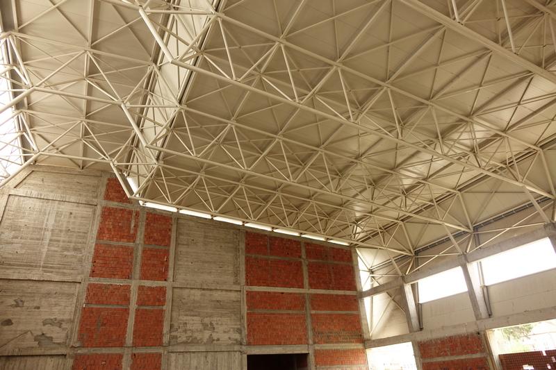Raspisan tender za završetak hale Partizan u Leskovcu