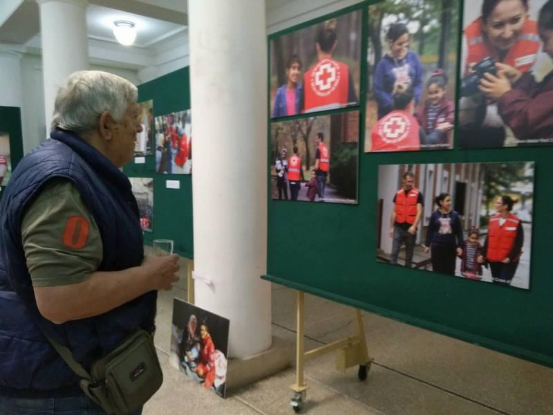 Otvorena izložba fotografija o stradanju  Sirijaca