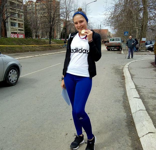 Marija Papović prvakinja Srbije u brzom hodanju