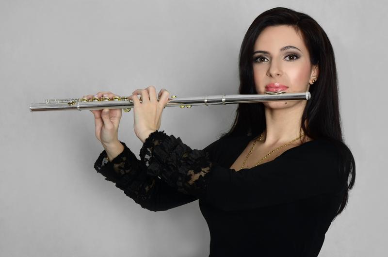 Flautistkinja Minja Marčetić sutra u Leskovcu