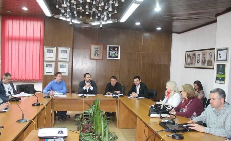 Dvodnevna obuka članova gradskog Štaba za vanredne situacije