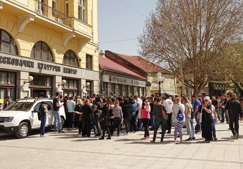 Sutra Sajam zapošljavanja u Leskovcu, posao za 200 ljudi