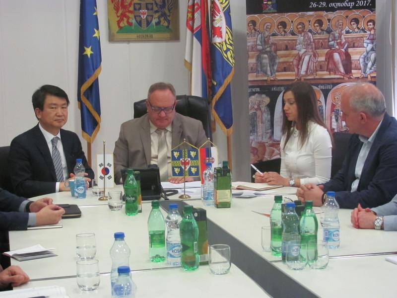 Moguće otvaranje i četvrte fabrike Jura u Leskovcu