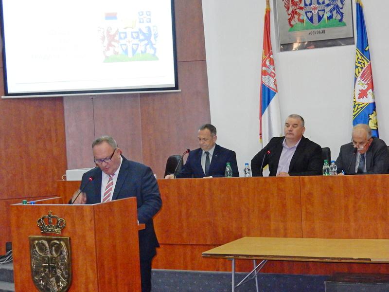 Cvetanović: U Leskovcu se neće deponovati opasan otpad