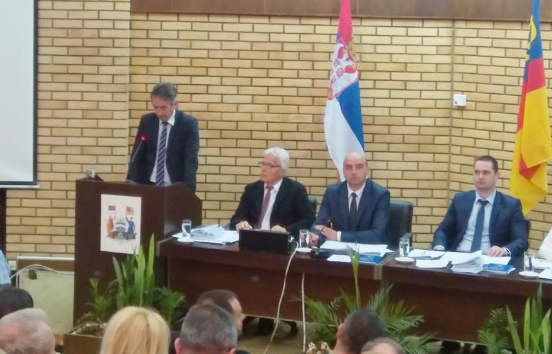 Gradonačelnik predložio četiri nova gradska većnika iz SNS i SPS