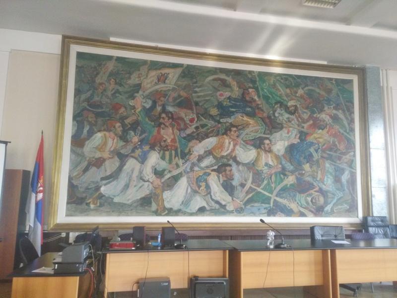 Najveća slika u Srbiji u niškoj sudnici za najteža krivična dela