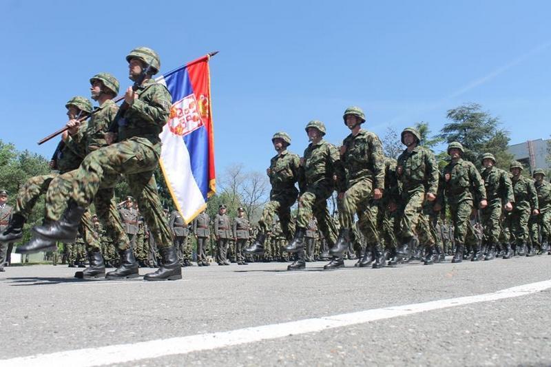 Vojna svečanost povodom Dana vojske