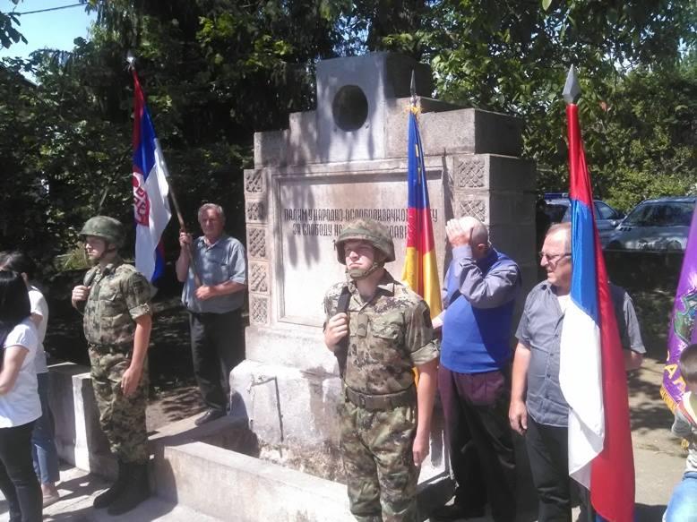 Leskovčani i Vranjanci obeležili Dan pobede nad fašizmom