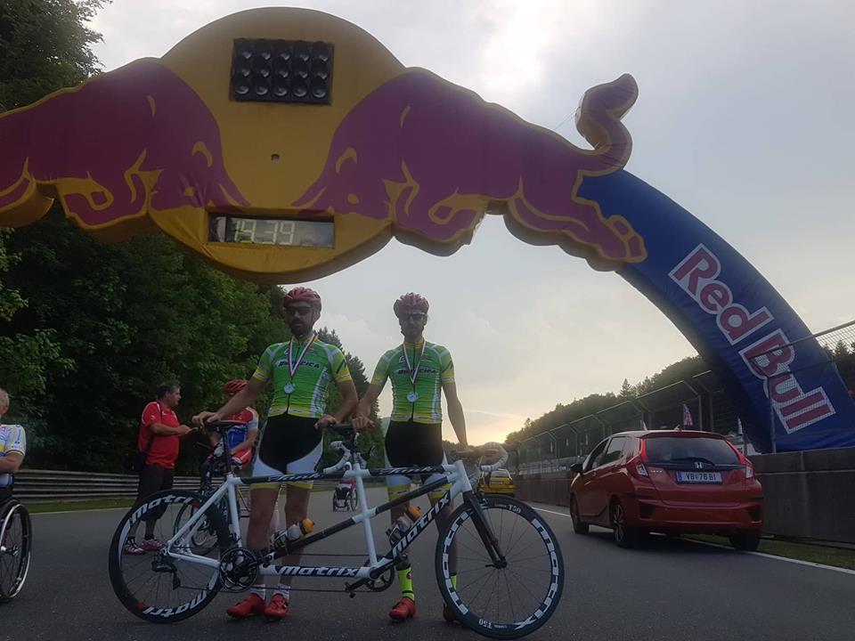 Leskovački biciklisti osvajaju Austriju i stazu Formule 1 u borbi za Tokio