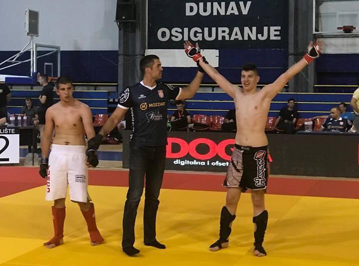 Leskovac dobio balkanskog MMA prvaka