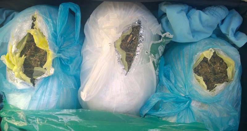 Kosovari švercovali 4 kilograma droge