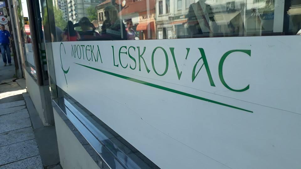 """Danas prestaju sa radom sve državne apoteke u Leskovcu, sem """"Hipokrata"""""""