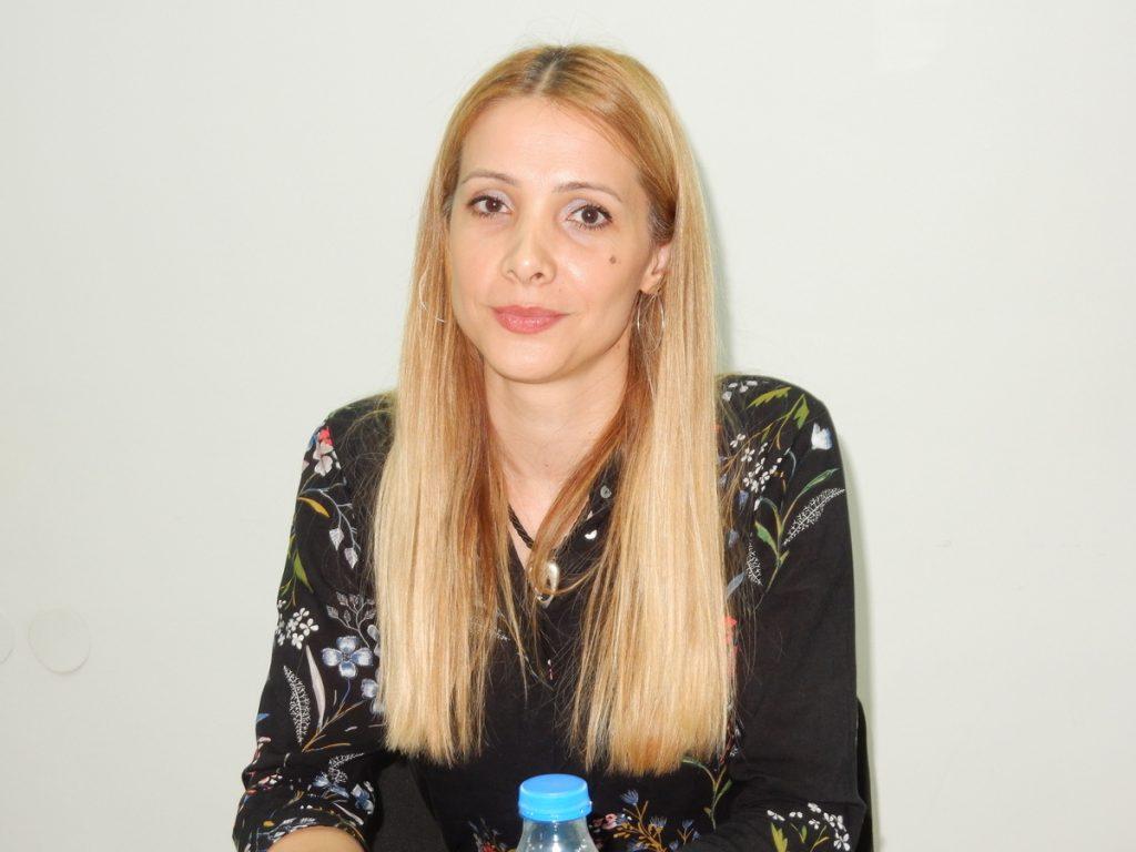 Dragana Belenzada direktor Centra za razvoj Jablaničkog i Pčinjskog okruga