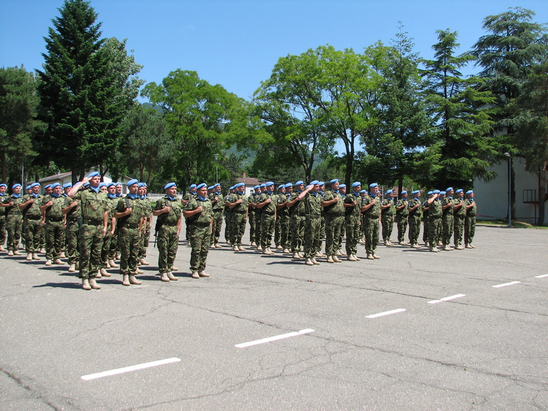 Vulin ispratio 177 vojnika u mirovnu misiju